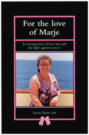 For the Love of Marje by Swasie Turner image
