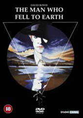 The Man Who Fell to Earth on DVD