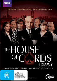 The House of Cards Trilogy on DVD