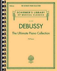 Debussy by Claude Debussy