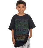 Minecraft Line Time Youth T-Shirt (Small)