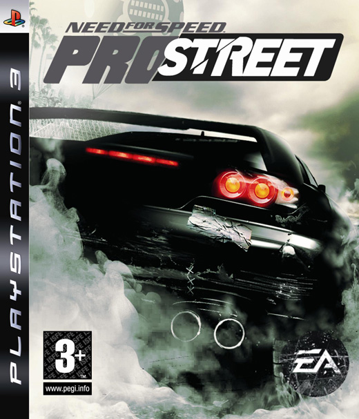Need For Speed ProStreet PS3 Image