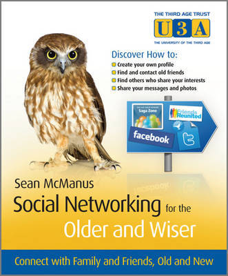 Social Networking for the Older and Wiser by Sean McManus image