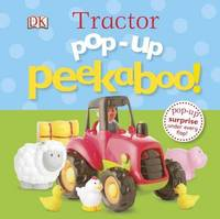 Tractor by DK Publishing