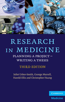 Research in Medicine by Juliet A. Usher-Smith