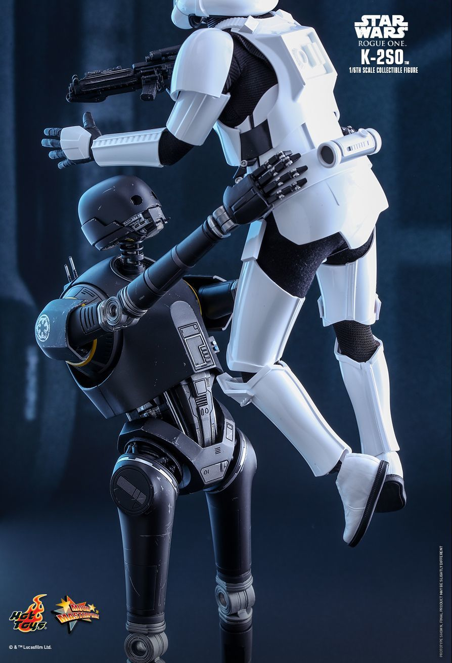 """Star Wars: Rogue One - K-2SO - 12"""" Scale Figure image"""