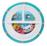 Octonauts - Section Plate