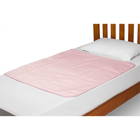 Brolly Sheets Bed Pad Without Wings - Crystal Pink image