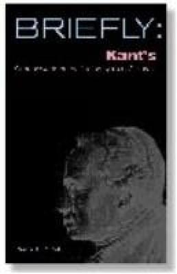 Kant's Groundwork of the Metaphysics of Morals by David Mills Daniel image