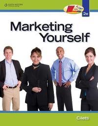 Marketing Yourself by Dorene Ciletti image