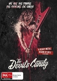 The Devil's Candy on DVD