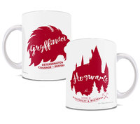 Harry Potter (Gryffindor Minimalist) Mug