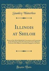 Illinois at Shiloh by Stanley Waterloo image