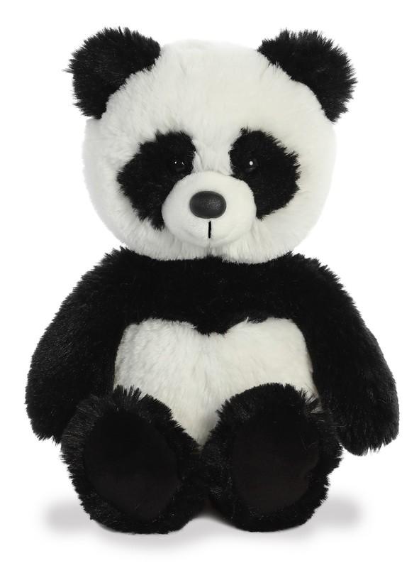Aurora: Cuddly Friends Plush - Panda (Large)