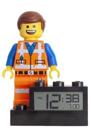 The LEGO Movie 2: Emmet Clock