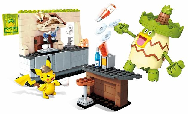 Mega Construx: Pokemon Playset - Hi Hat Cafe