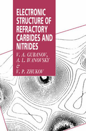 Electronic Structure of Refractory Carbides and Nitrides by V.A. Gubanov