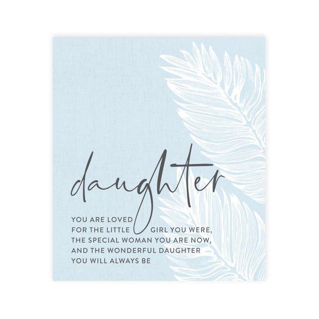 Splosh: Tranquil Daughter Verse