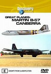 Great Planes: Martin B-57 Canberra on DVD