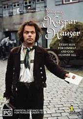 The Enigma Of Kaspar Hauser on DVD