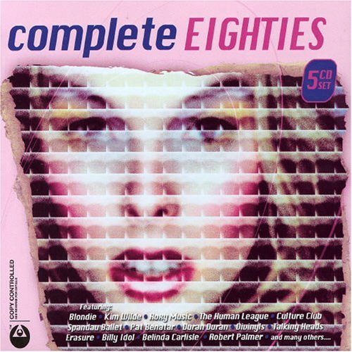 Complete 80's by Various image