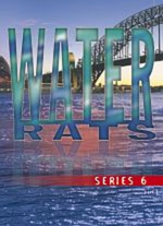 Water Rats - Series 6: Part 1 (5 Disc Set) on DVD