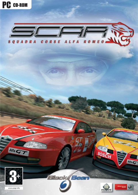 SCAR: Squadra Corse Alfa Romeo for PC Games
