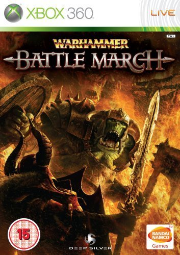 Warhammer: Battle March for X360