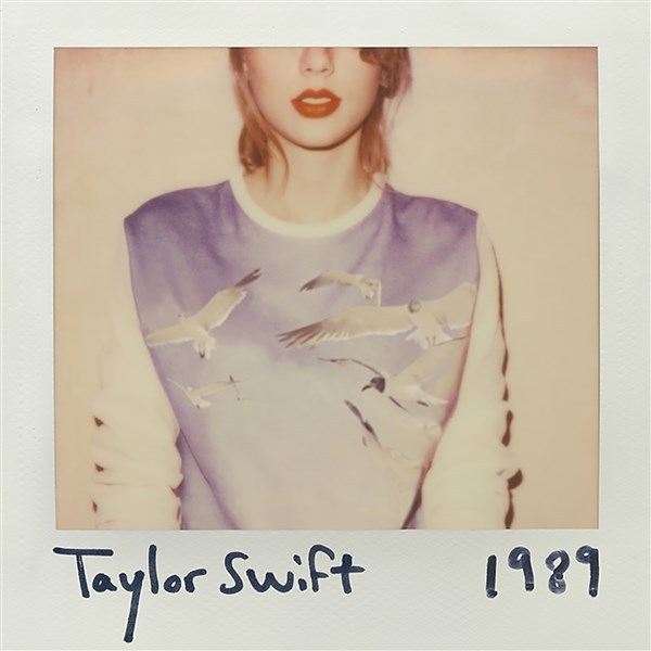 1989 (2LP) by Taylor Swift image