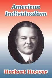 American Individualism by Herbert Hoover image