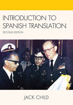 Introduction to Spanish Translation by Jack Child image