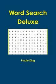 Word Search Deluxe by Puzzle King