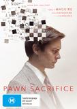 Pawn Sacrifice on DVD