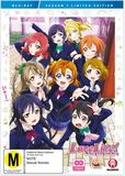 Love Live! School Idol Project - Season 1 on Blu-ray