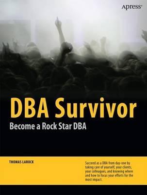 DBA Survivor by Thomas LaRock image