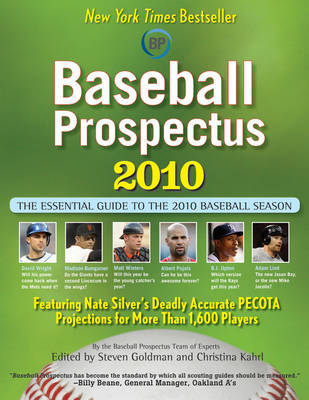 Baseball Prospectus by Baseball Prospectus