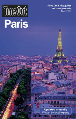"""""""Time Out"""" Paris by Time Out Guides Ltd image"""