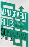 Management Rules by Jo Owen