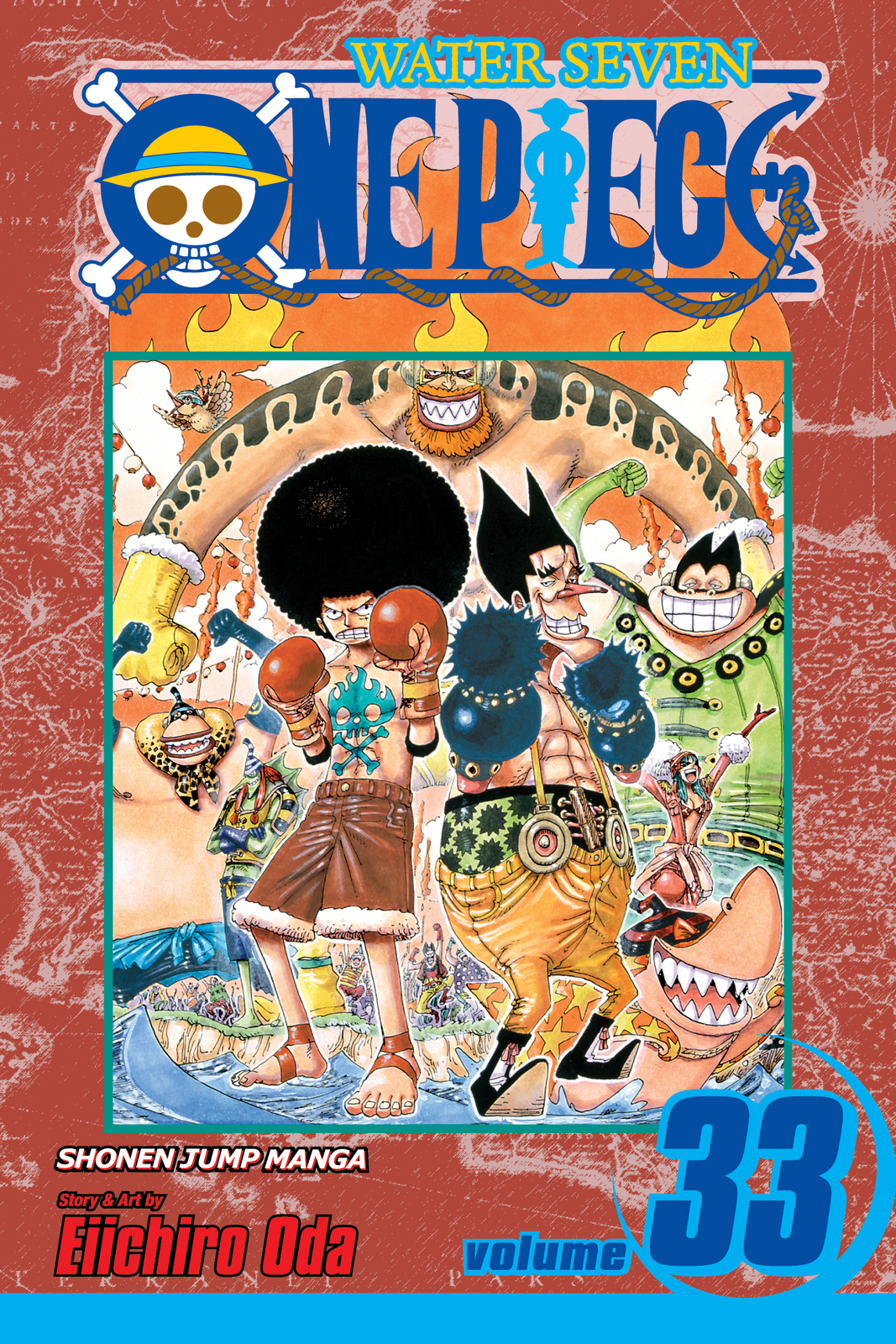 One Piece, Vol. 33 by Eiichiro Oda image