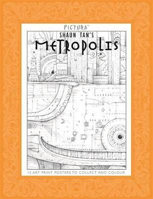 Pictura Prints: Metropolis by Shaun Tan