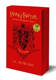 Harry Potter and the Philosopher's Stone - Gryffindor Edition by J.K. Rowling