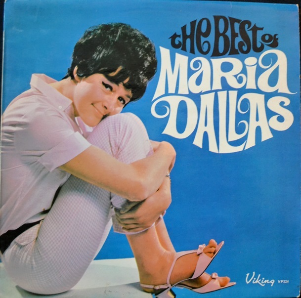 The Very Best Of by Maria Dallas image