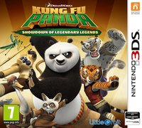 Kung Fu Panda: Showdown of Legendary Legends for Nintendo 3DS image
