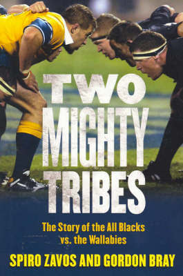 Two Mighty Tribes by Gordon Bray image