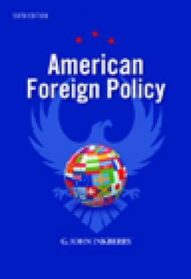 American Foreign Policy by G.John Ikenberry image
