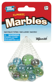 Toysmith: Classic Marbles - (Assorted)
