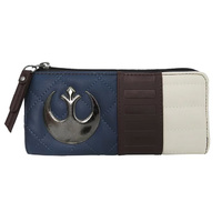 Star Wars Han Solo Zip Wallet