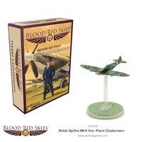Blood Red Skies: Spitfire Mk IX Ace - Pierre Clostermann