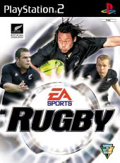 EA Sports Rugby 2001 (SH) for PS2