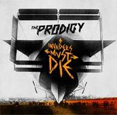 Invaders Must Die (CD/DVD) by The Prodigy